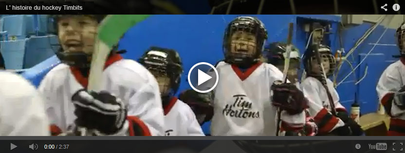 Timbits Hockey video