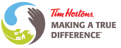 Making a true difference logo